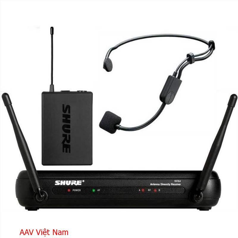 Micro không dây Shure SVX14/PGA31 chất lượng cao