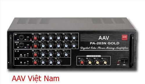 Amply AAV PA-203N Gold