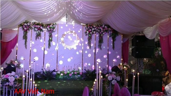 Cung cấp Dàn âm thanh đám cưới, nhà hàng tiệc cưới cao cấp, giá bán buôn rẻ nhất