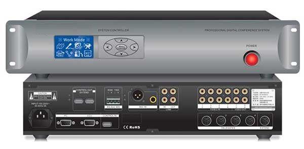 Bộ điều khiển trung tâm ATK VCS-3000 chất lượng cao