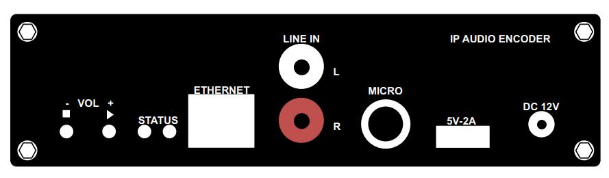 Micro mạng IP AAV-800M