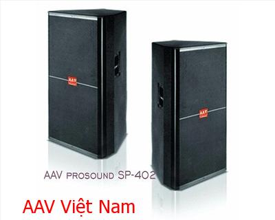 Loa AAV SP402