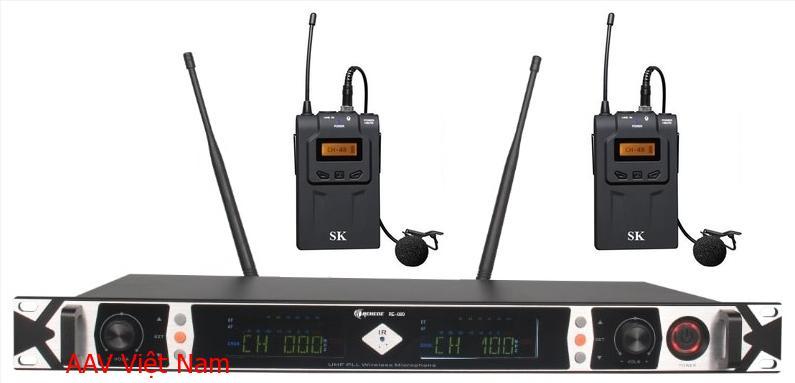 Micro cài áo SK-8916A chất lượng cao, giá rẻ