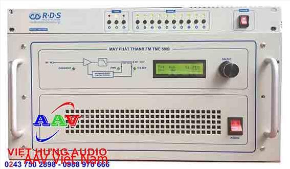 Máy phát sóng FM 50W AAV-VN1850 giá rẻ nhất, uy tín