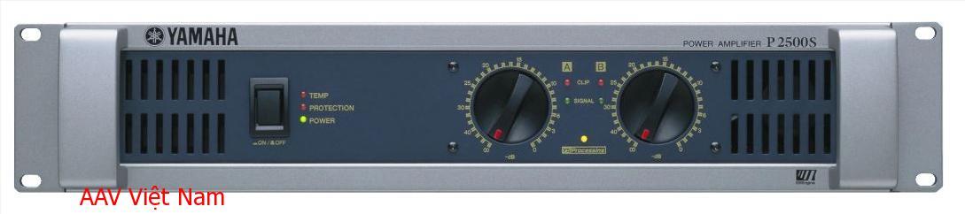 Amply Yamaha P2500S chuẩn giá rẻ
