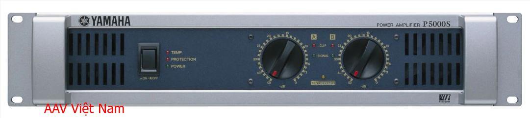 Amply Yamaha P5000S chính hãng chuẩn