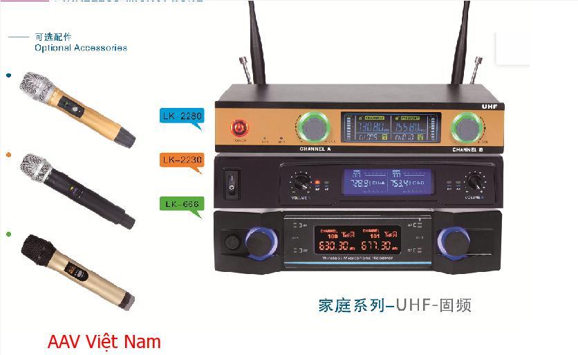 Micro cố đinh UHF chất lượng cao bền đẹp