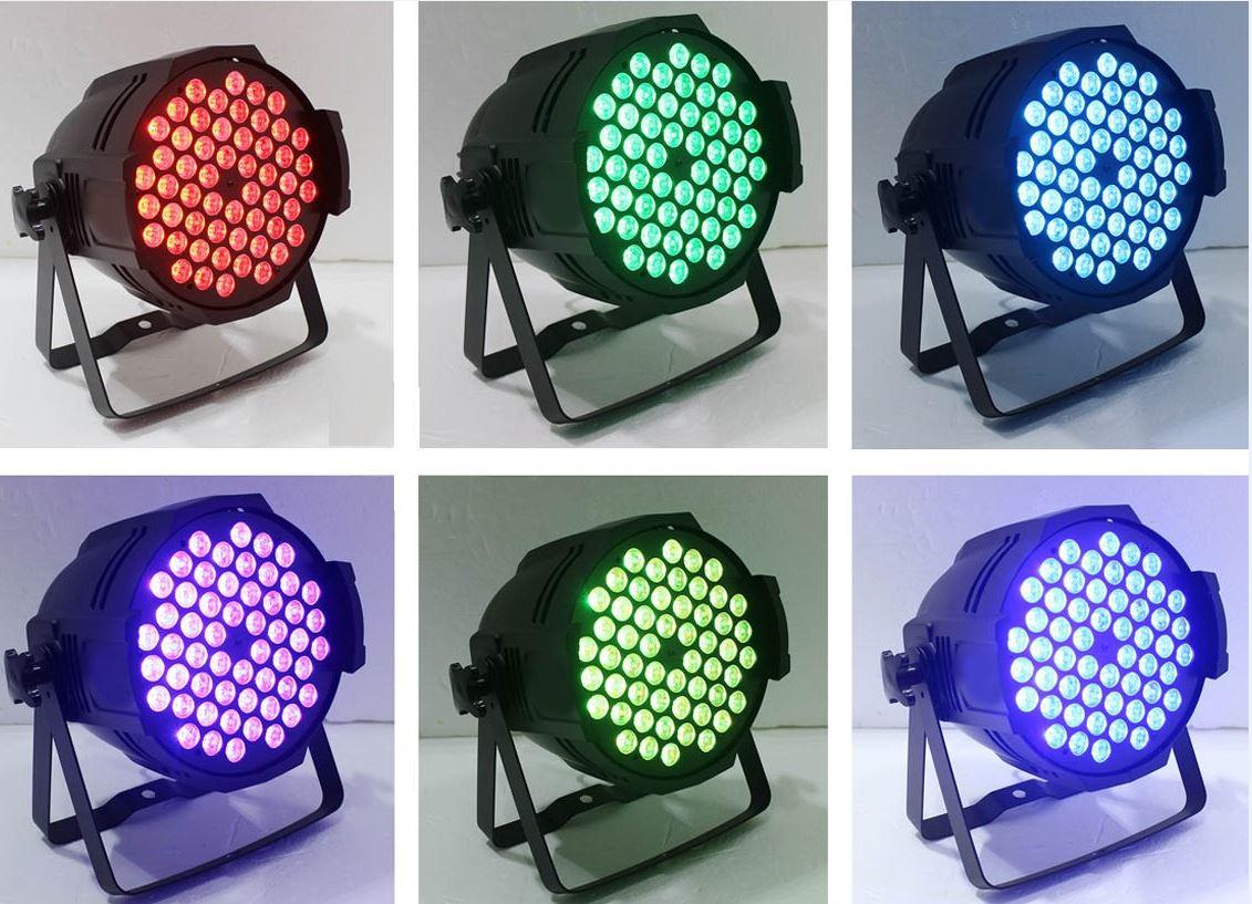 đèn par led full màu cao cấp