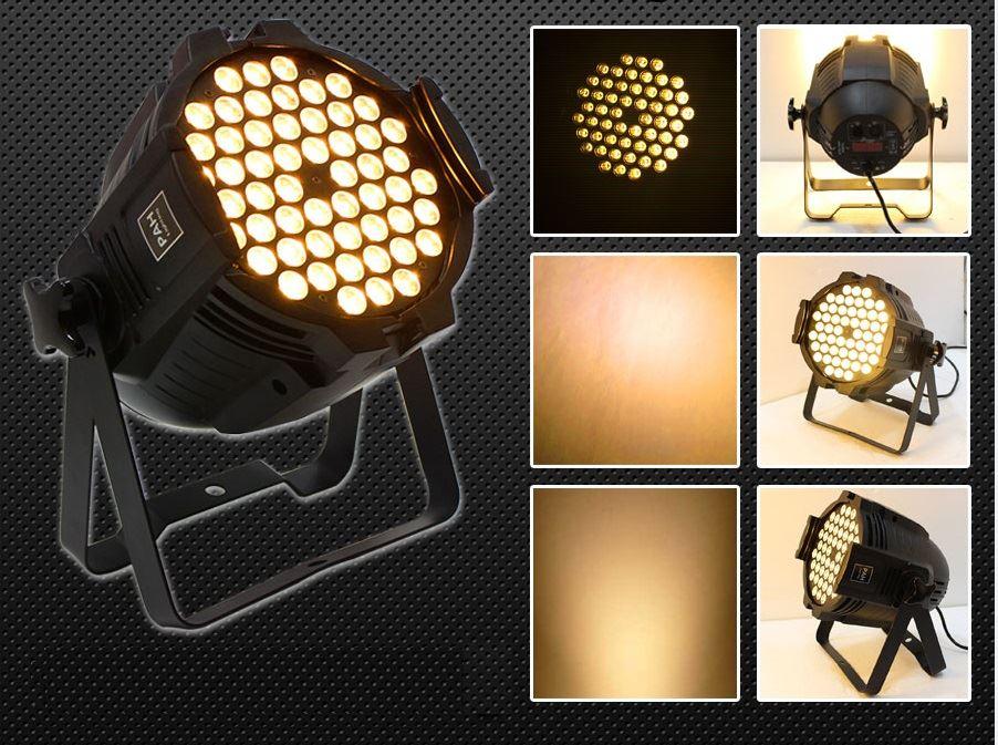 đèn par led màu vàng nắng chất lượng cao