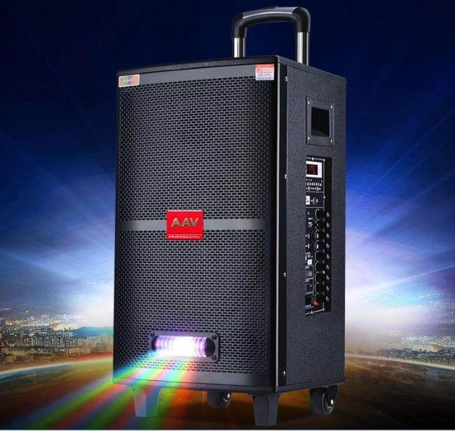 loa kéo bass 40 có đèn nháy giá rẻ
