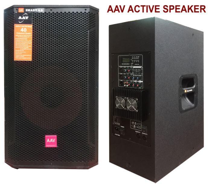 loa active cho âm thanh nhà văn hóa xóm cơ động tiện lợi