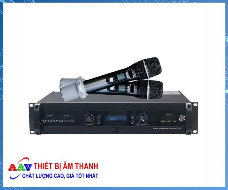 Amply karaoke AAV CM – 500