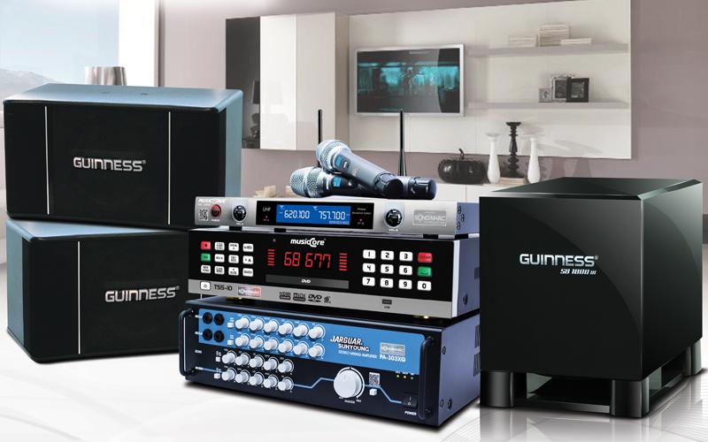 Việc lắp đặt cũng góp phần rất lớn đến chất lượng âm thanh