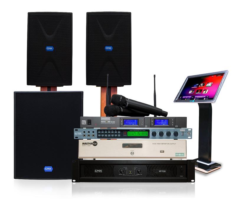 Hệ thống âm thanh hội thảo cơ bản