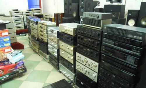 Không nên chọn mua thiết bị tăng âm truyền thanh cũ