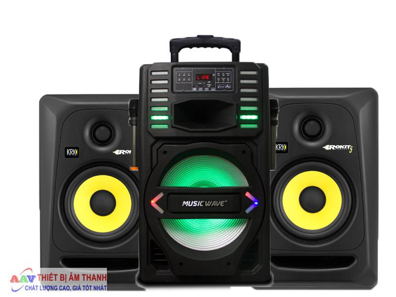 Loa karaoke active có ưu nhược điểm gì?