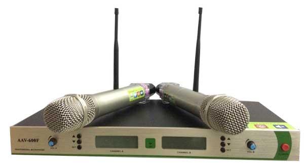 Micro không dây AVV chất lượng cao