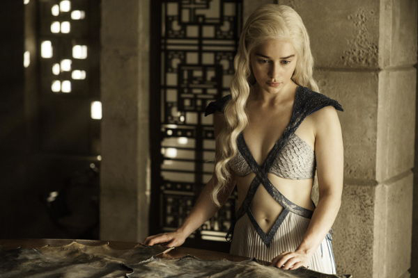 George R.R. Martin Wishes the 'Game of Thrones' Costumes Were Crazier