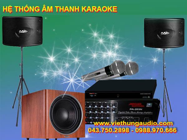 Đơn vị chuyên thiết kế lắp đặt phòng karaoke gia đình uy tín