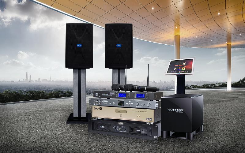 Hệ thống âm thanh hội trường bao gồm những thiết bị nào?
