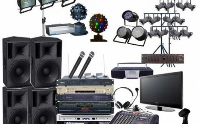 Những điều cần lưu ý khi lắp đặt hệ thống âm thanh sân khấu ngoài trời