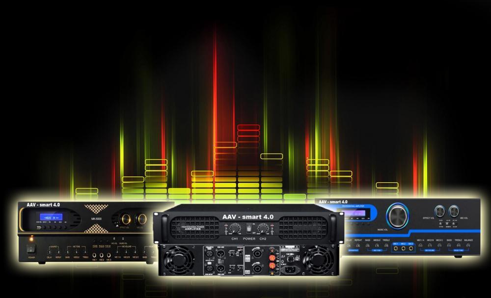 Tìm hiểu vai trò của amply trong các hệ thống âm thanh