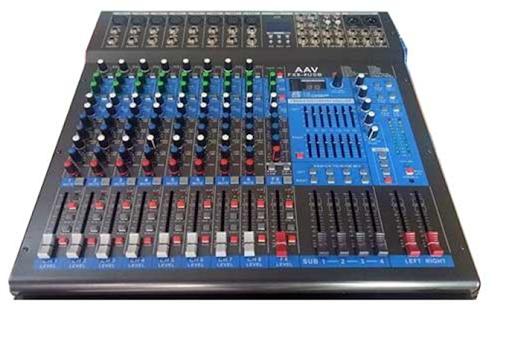 Tìm hiểu về mixer bàn trộn - Bàn trộn âm thanh